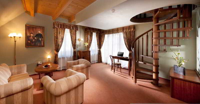 Room Hotel Concertino Zlata Husa