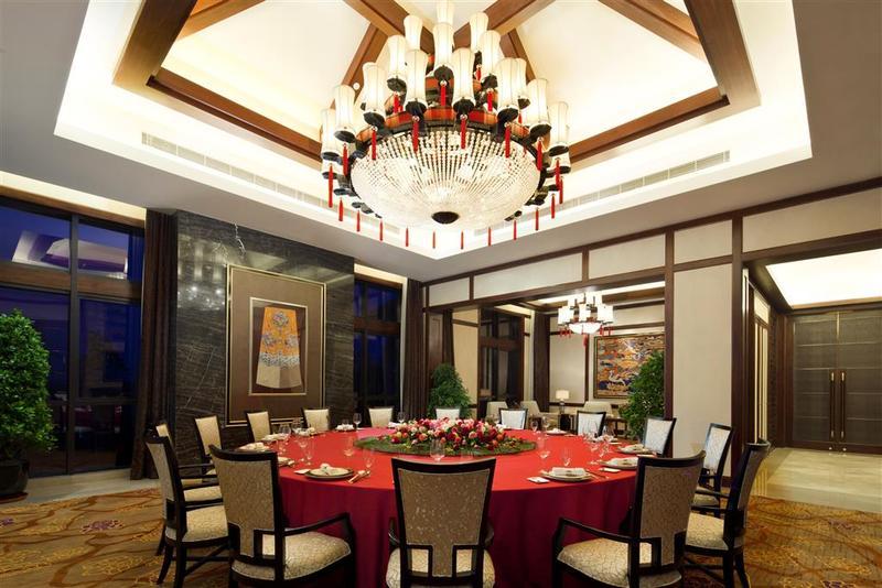 General view Sheraton Changbaishan Resort