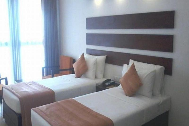 General view Avenra Beach Hotel