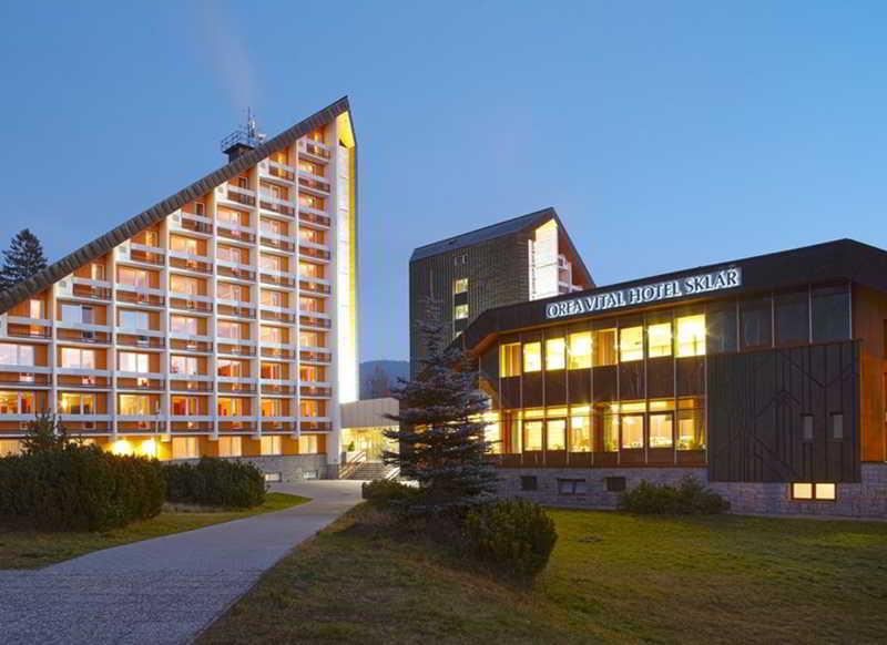 General view Orea Vital Hotel Sklar