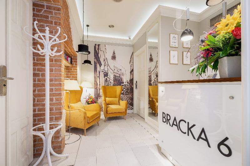 Lobby Apartamenty Bracka 6