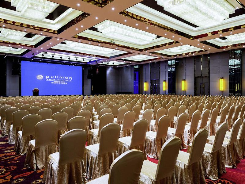 Pullman Qingdao Airport - Conference - 3