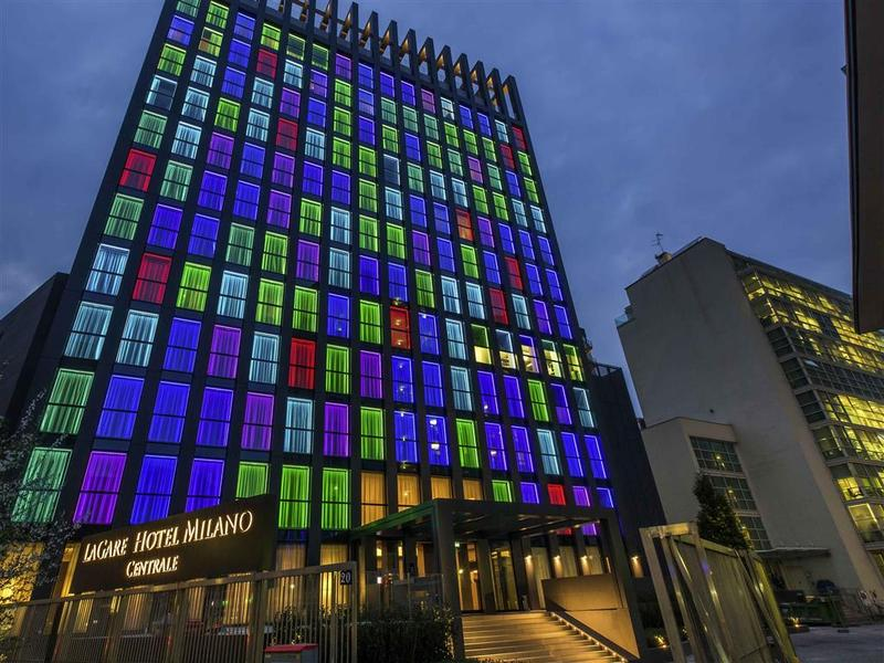 General view Hotel Lagare Hotel Milano Mgallery By Sofitel