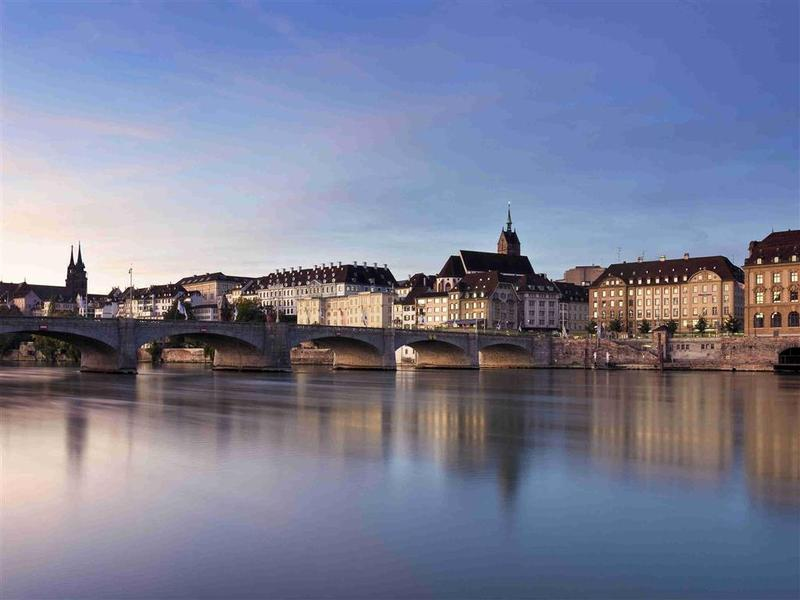 General view Novotel Basel City