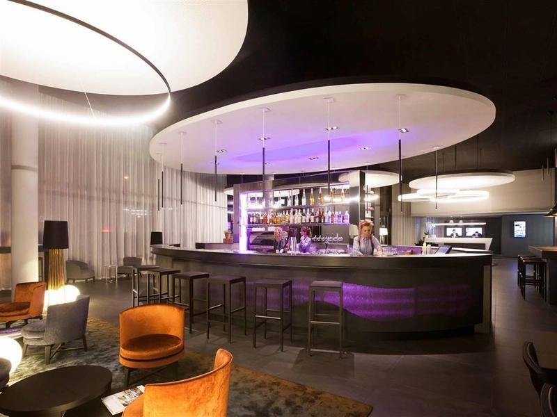 Bar Novotel Basel City