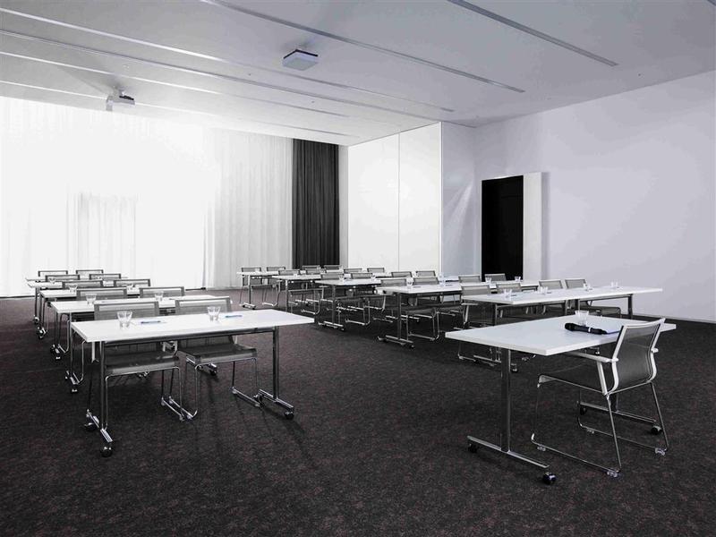 Conferences Novotel Basel City