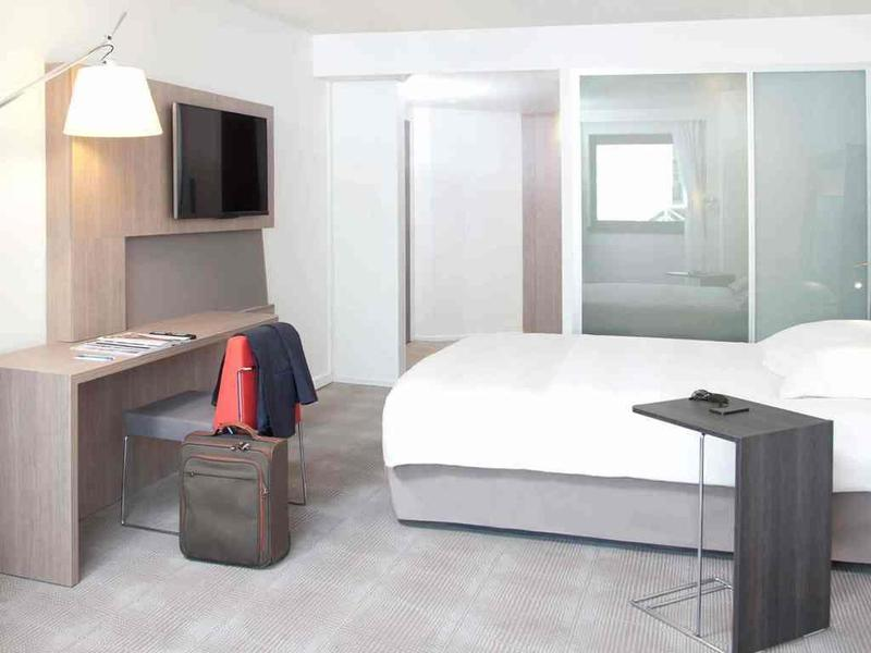 Room Novotel Basel City
