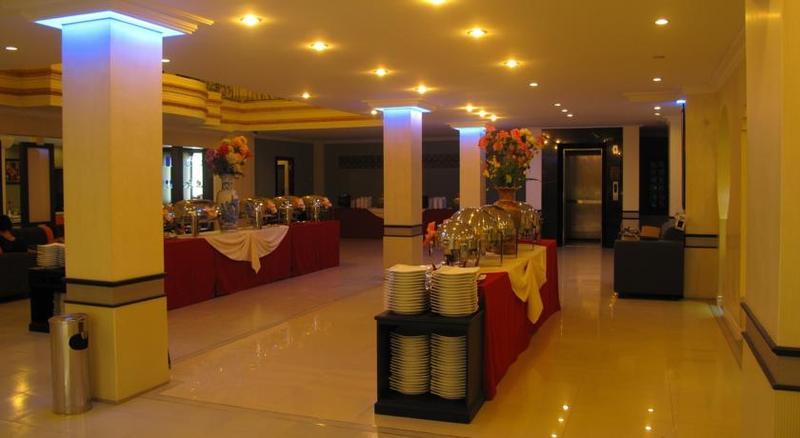 General view Gaja Hotel Pekanbaru