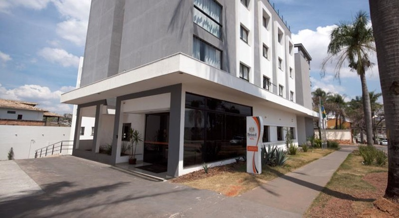 Bristol Alameda Business - Hotel - 5