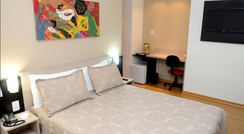 Bristol Alameda Business - Room - 12
