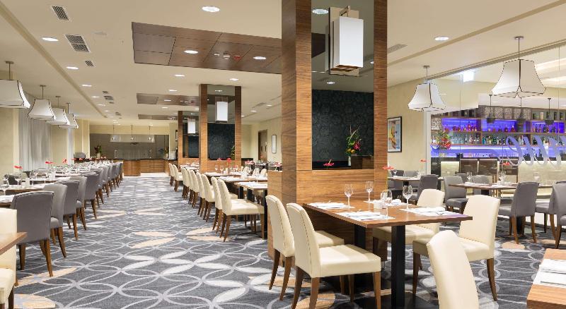 Restaurant Doubletree By Hilton Krakow