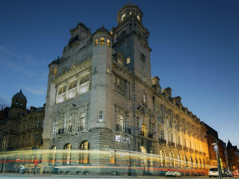 Aloft Liverpool - Hotel - 8