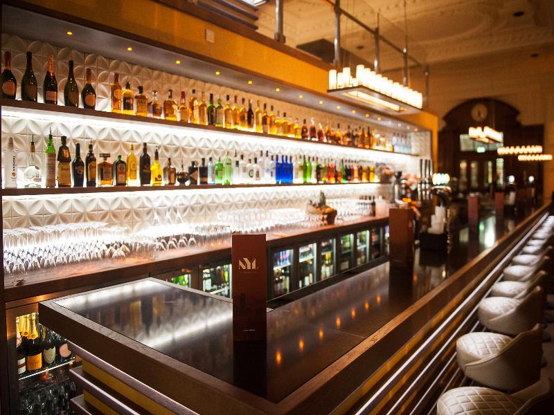 Aloft Liverpool - Bar - 12