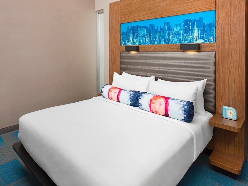 Aloft Liverpool - Room - 11