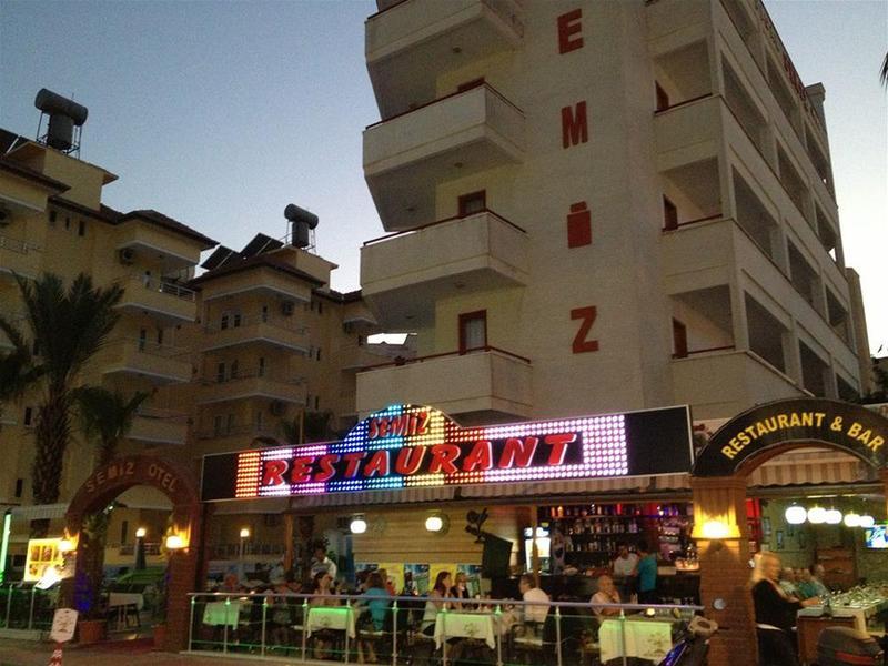 General view Semiz Suite Hotel