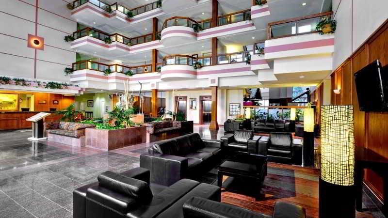 Lobby Four Points By Sheraton St. Catharines Niagara S