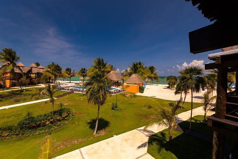 General view Pavo Real Tulum