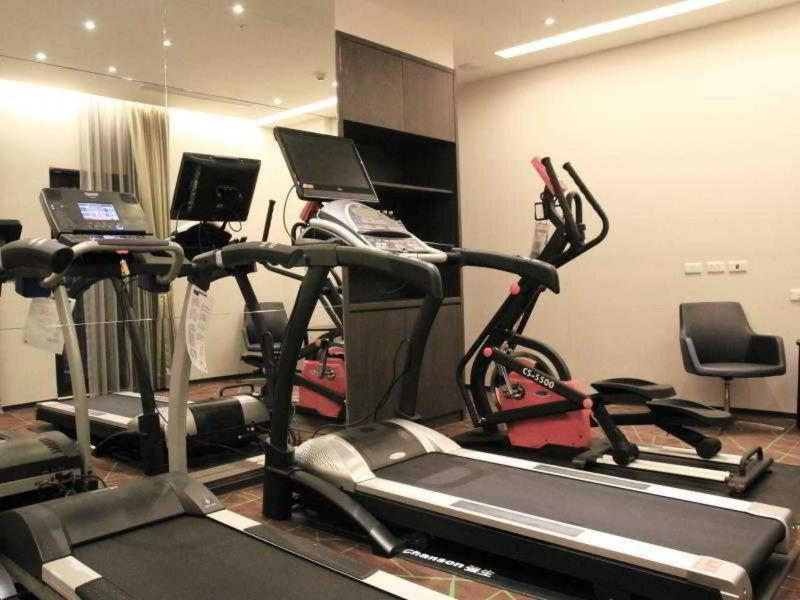 Sports and Entertainment Capital Hotel Songshan