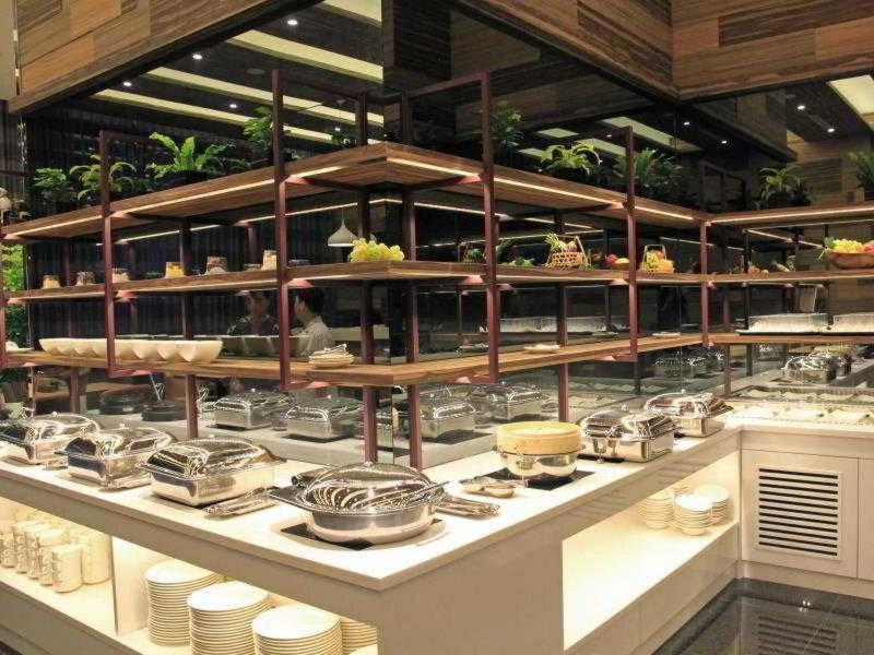 Restaurant Capital Hotel Songshan