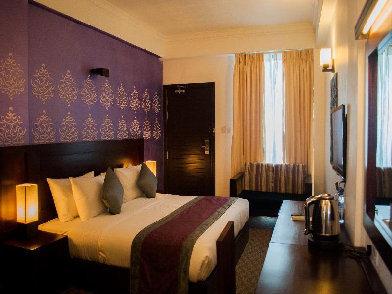 Ceylon City Hotel - Room - 6