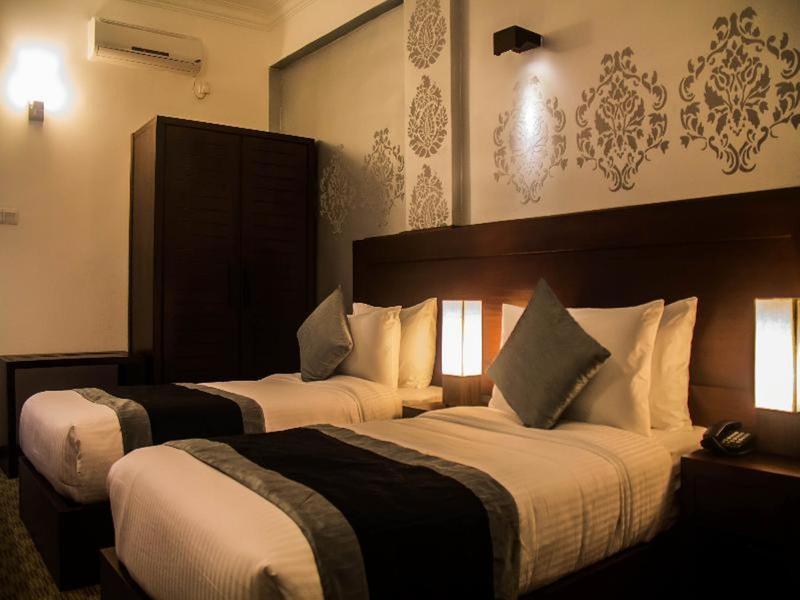 Ceylon City Hotel - Room - 7