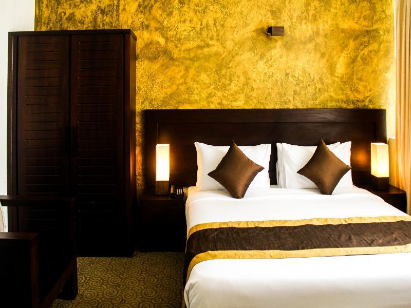 Ceylon City Hotel - Room - 8