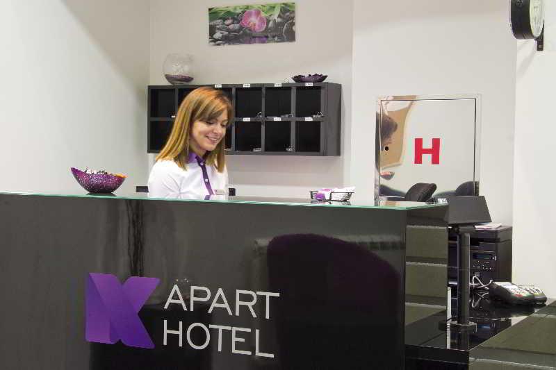Lobby Apart Hotel K