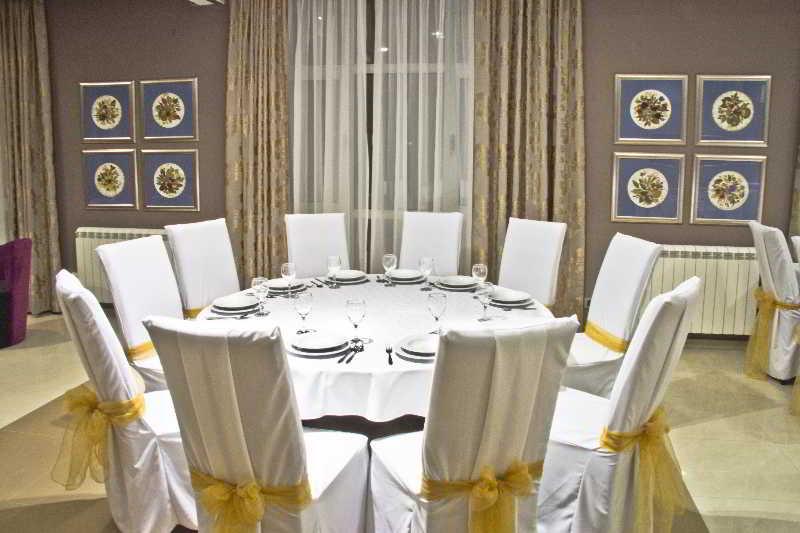Restaurant Apart Hotel K