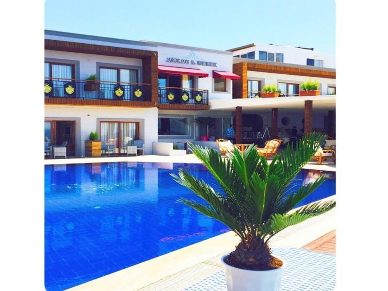 Akkan Beach Hotel - Hotel - 3