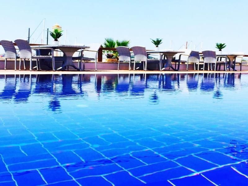 Akkan Beach Hotel - Hotel - 4