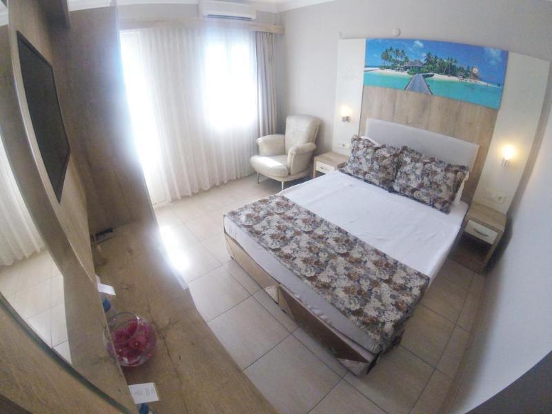 Akkan Beach Hotel - Room - 6