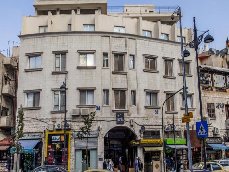 Art Amman Hotel - Hotel - 3