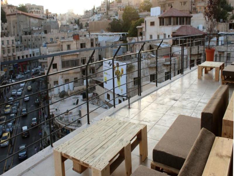 Art Amman Hotel - Pool - 8