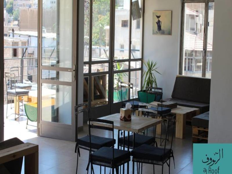 Art Amman Hotel - Terrace - 9
