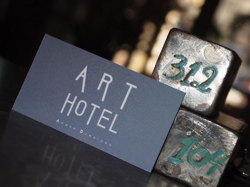 Art Amman Hotel - Room - 7