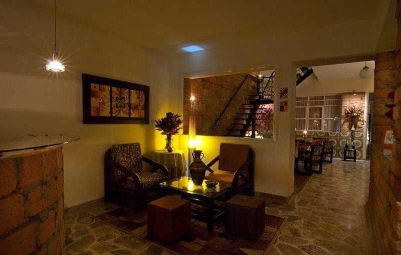 Lobby Guest House 61 Prado