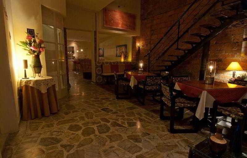 Restaurant Guest House 61 Prado