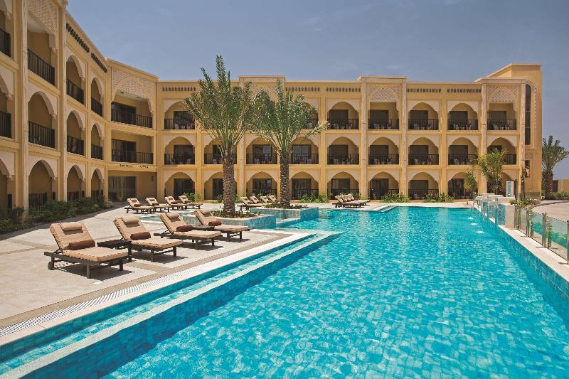Pool Doubletree By Hilton Resort & Spa Marjan Island