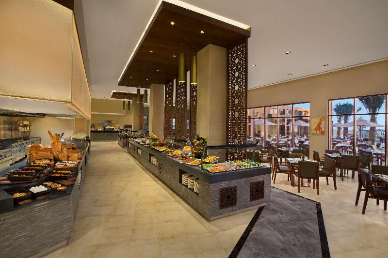 Restaurant Doubletree By Hilton Resort & Spa Marjan Island
