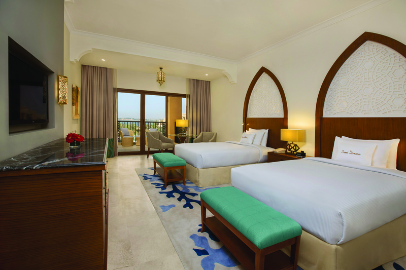 Room Doubletree By Hilton Resort & Spa Marjan Island
