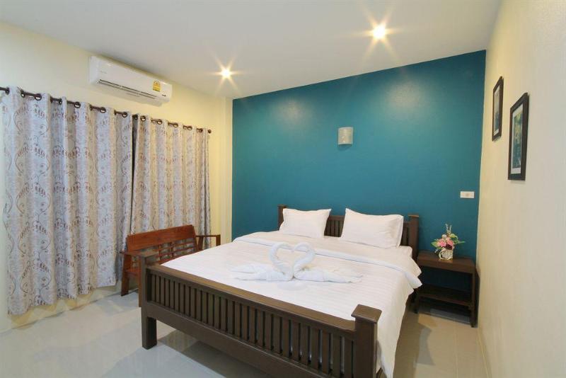General view Blue House Sukhothai
