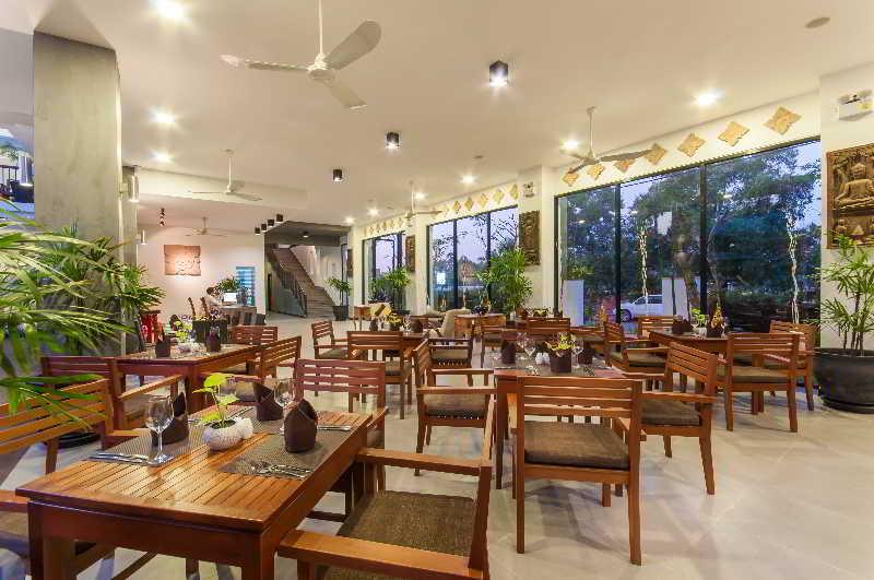 Landing Gold Villa - Restaurant - 3