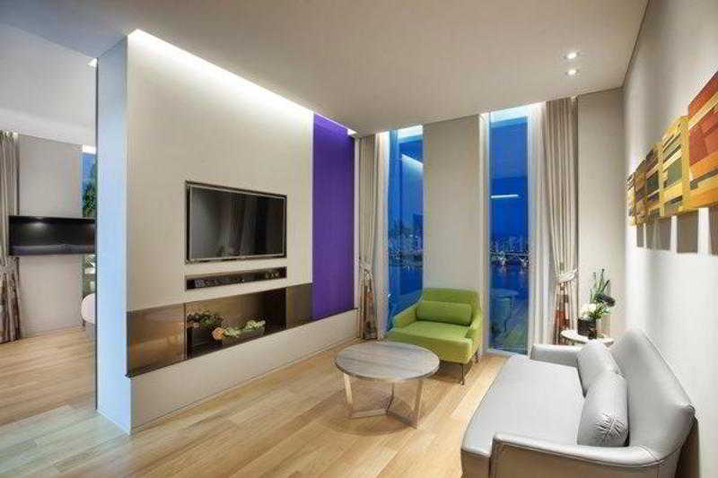 Room Aloft Seoul Gangnam