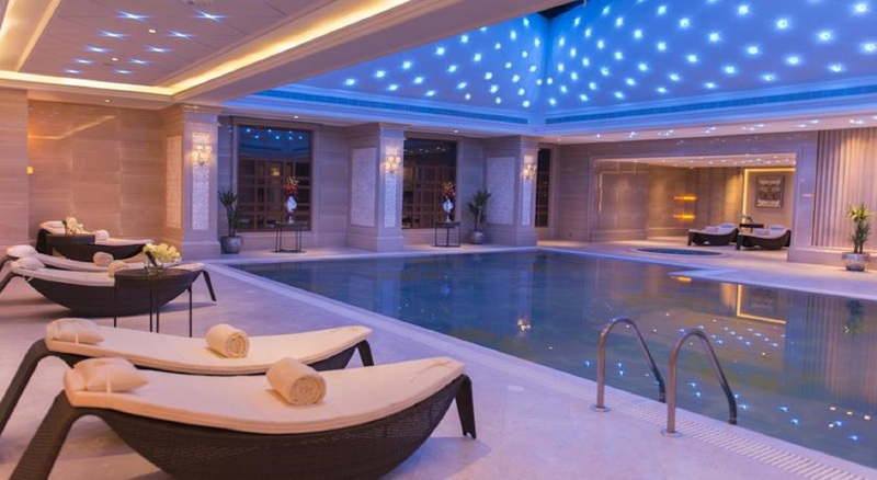Narcissus Hotel and Residence - Pool - 2