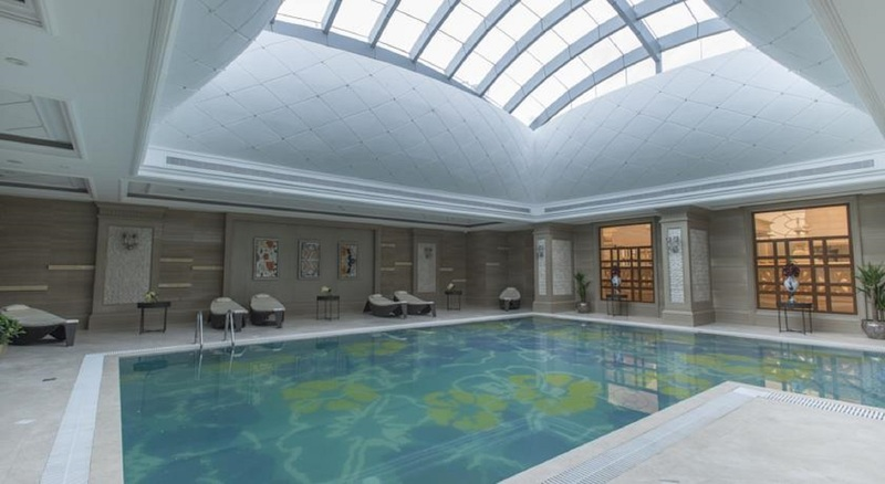 Narcissus Hotel and Residence - Pool - 13