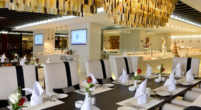 Narcissus Hotel and Residence - Restaurant - 5
