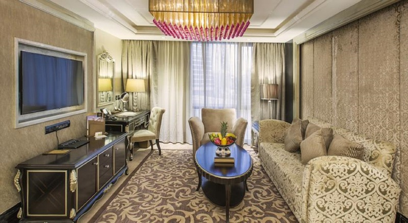 Narcissus Hotel and Residence - Room - 12