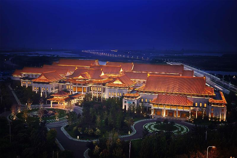 General view Hilton Tianjin Eco City