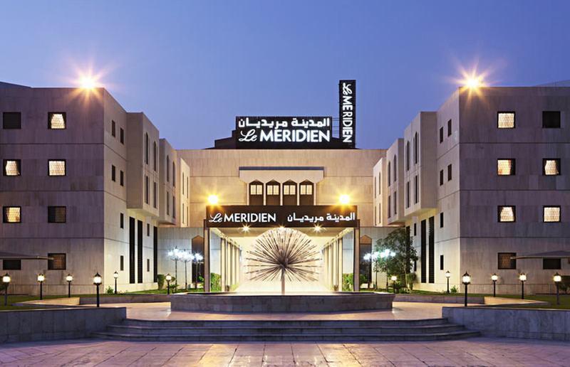 Le Meridien Medina - Hotel - 4