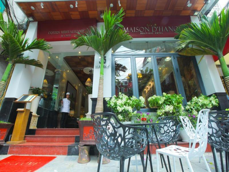 Maison d'Hanoi Boutique - Hotel - 4